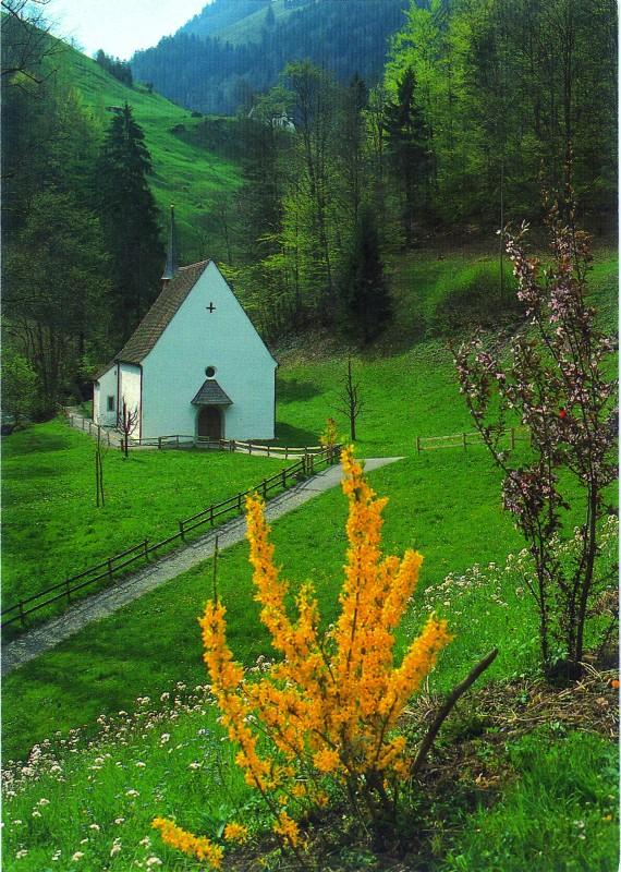 I 600 anni di San Nicolao della Flüe