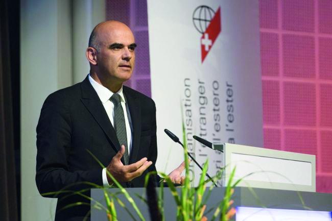La Quinta Svizzera a Congresso a Basilea