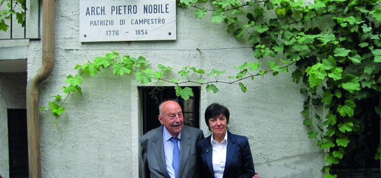 È scomparso a Trieste l'arch. Gino Pavan grande studioso dell'architetto Pietro Nobile