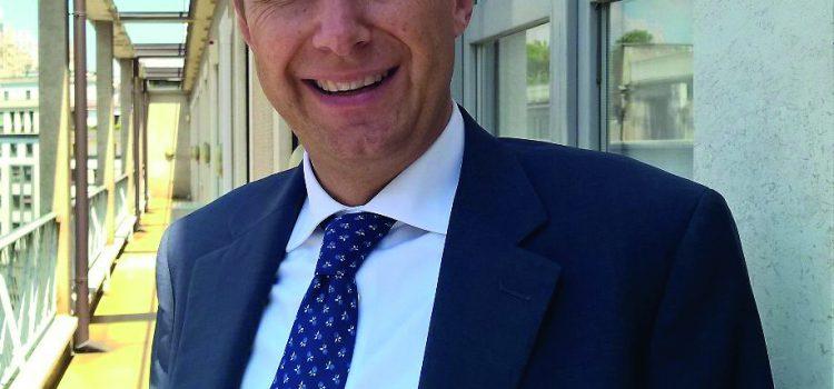 Gabriele Bertholet, uno svizzero al servizio dell'energia in Italia