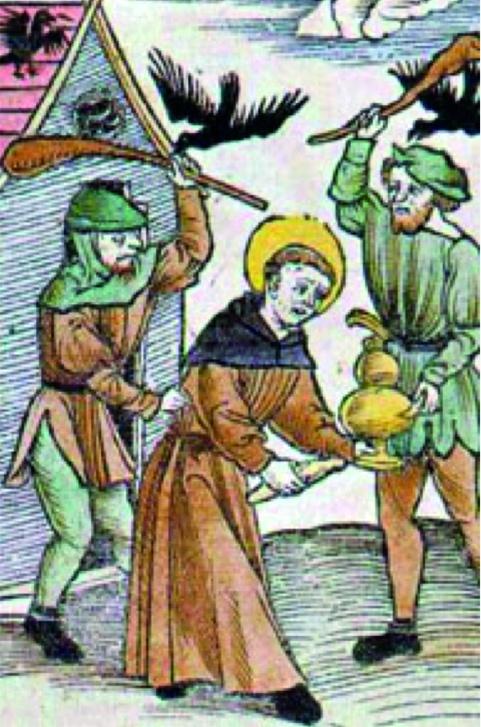 Il santo Meinrado