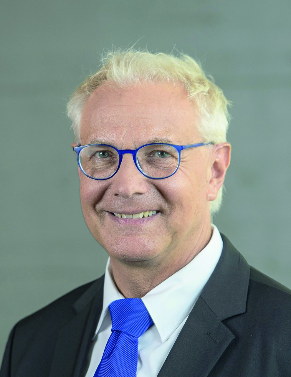 Johannes Matyassy, ambasciatore, capo della Divisione Asia e Pacifico della Direzione politica, direttore della Direzione consolare a partire da agosto 2018.
