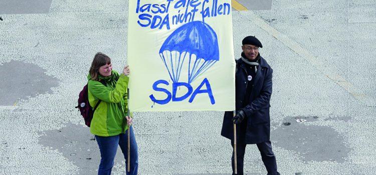 Continua inesorabile anche in Svizzera la concentrazione del mercato dei media
