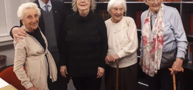 Nonni in festa al Consolato Generale di Svizzera a Milano