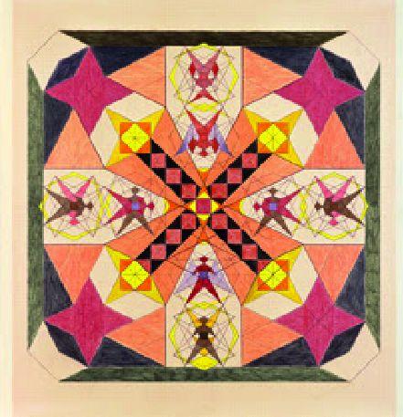 I disegni di Emma Kunz sono esposti in cinquanta musei internazionali.