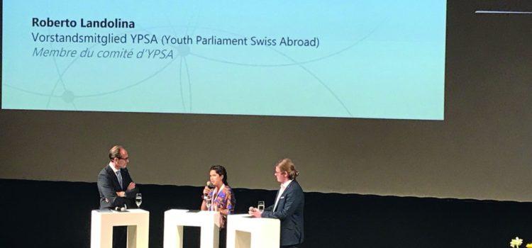 L'Associazione internazionale dei giovani partecipa al Congresso di Palermo