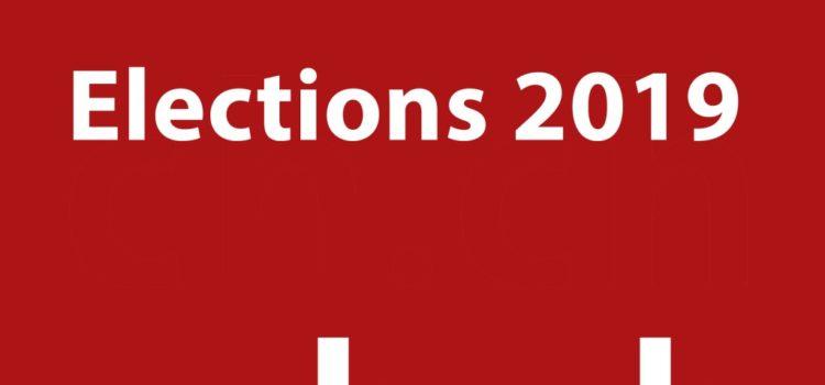 Eidgenössische Wahlen 2019: Das offizielle Wahlportal ist online