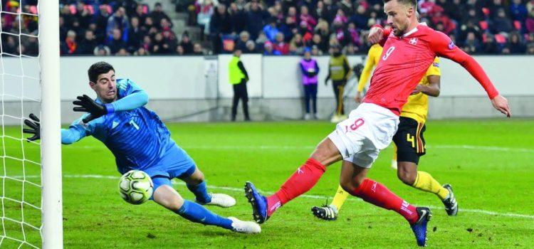 La Nazionale svizzera accede alle finali