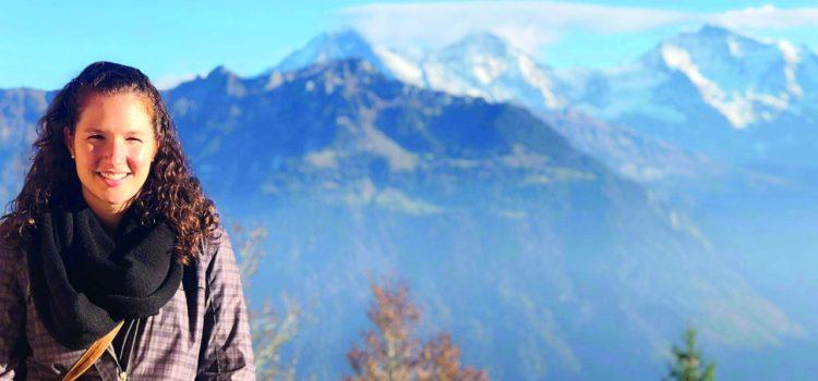 La professione da sogno di Leslie in Svizzera