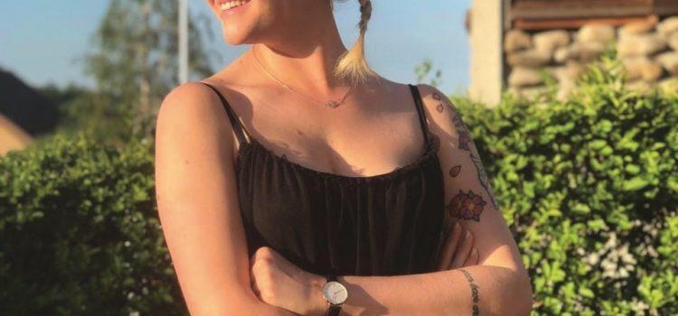 Valeria Calamari – membro del comitato UGS e responsabile comunicazione