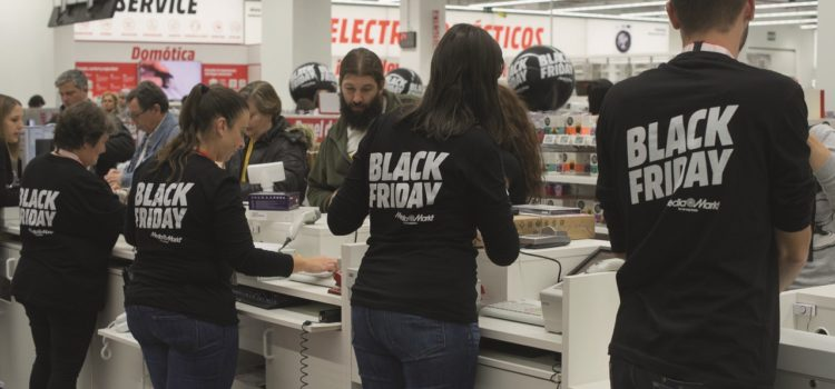 A fine novembre arriva il Black Friday