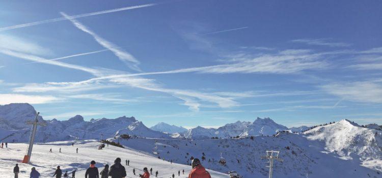 Sciare a Capodanno