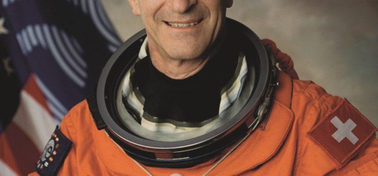 Claude Nicollier, astronauta e primo svizzero nello spazio