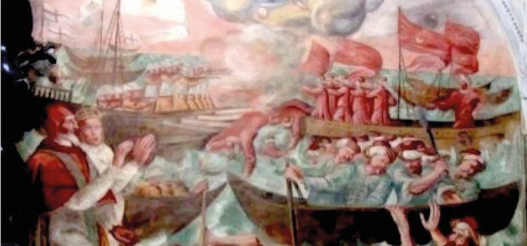 La Madonna Bombardiera, una strana opera che lascia perplessi