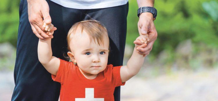 Mio figlio acquisisce automaticamente la nazionalità svizzera?