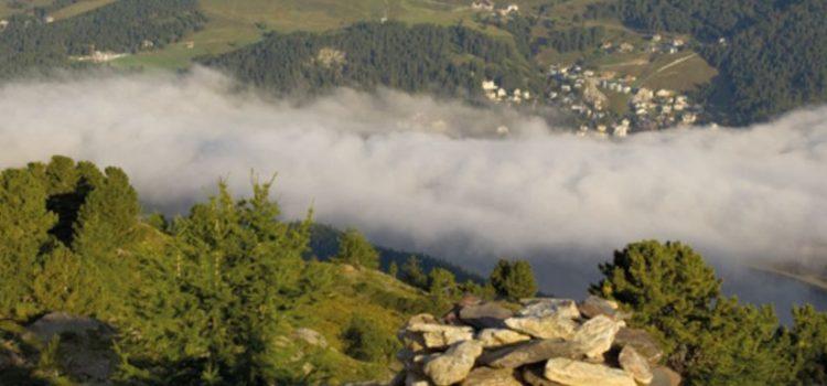 Il serpente del Maloja e il vento al contrario curiosi fenomeni a sud est della Svizzera