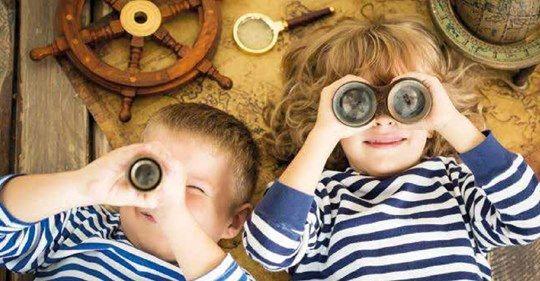 Liberi di sviluppare le proprie potenzialità, i bambini sanno come gestire ciò che accade