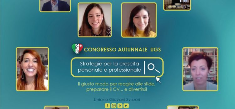 Congresso autunnale UGS online