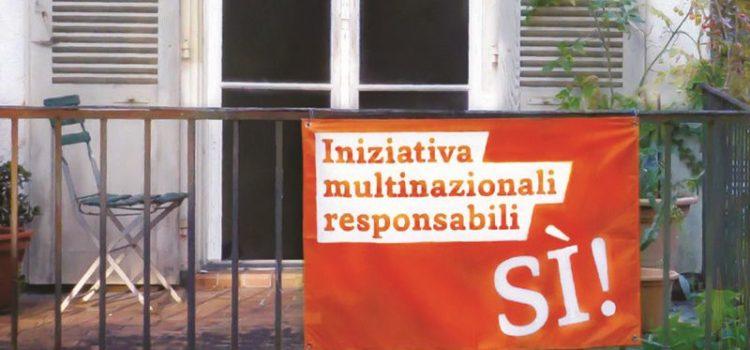 Responsabilità delle imprese: il popolo dice sì, ma la spuntano i cantoni