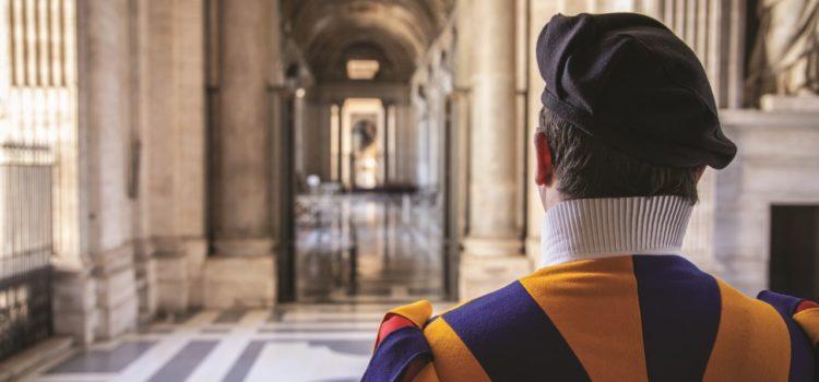 Le Guardie Svizzere: coraggio e fedeltà