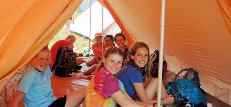Vacanze in Svizzera per giovani di tutto il mondo