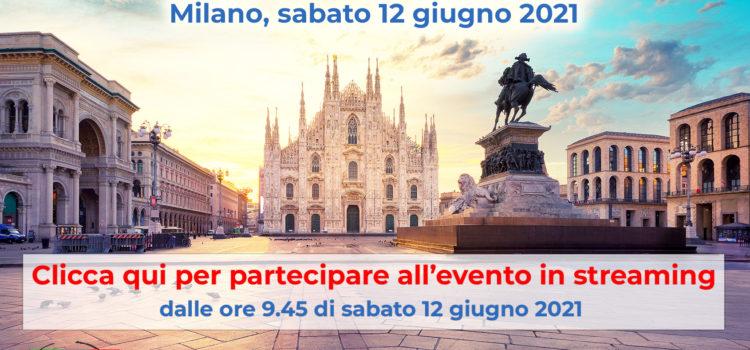 82° Congresso 2021 del Collegamento Svizzero in Italia – 12 giugno 2021