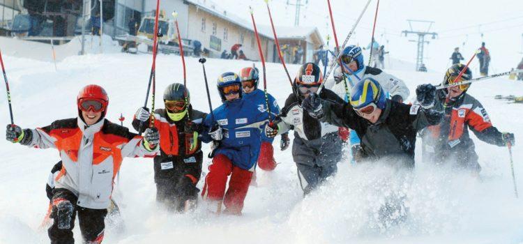 Sulla neve con 600 giovani svizzeri